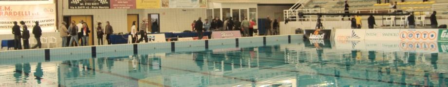 Riprese subacquee live - nuoto sincronizzato