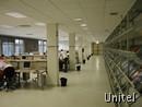 lavori per allestire il centro servizi
