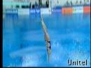 Telecamere per tuffi, nuoto sincronizzato